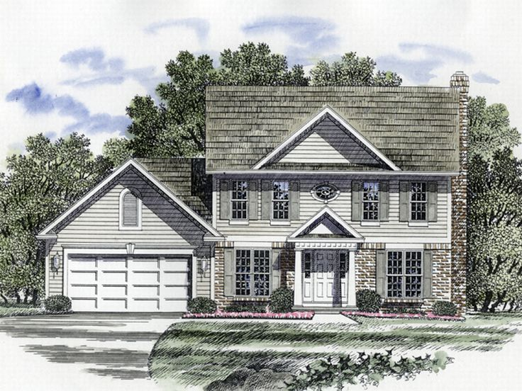 Plan 014h 0048 find unique house plans home plans and for Large colonial house plans