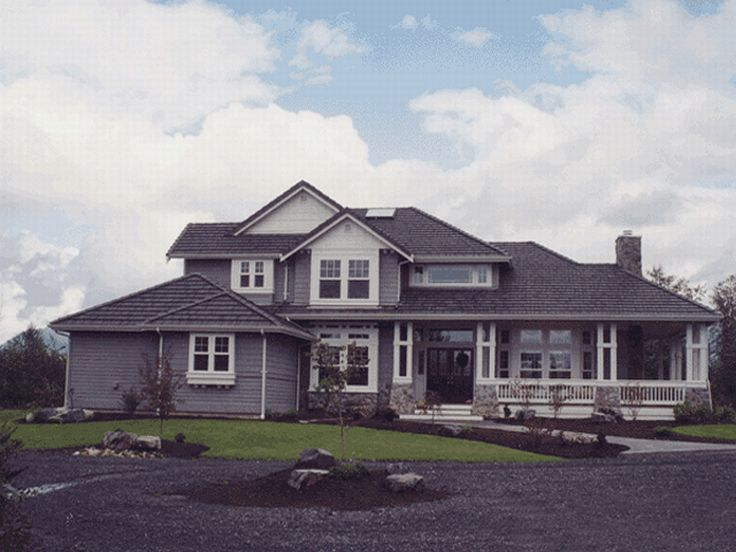 Country Home Plan, 035H-0013