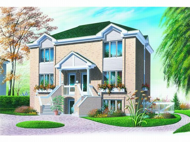 Multi-Family Plan, 027M-0005