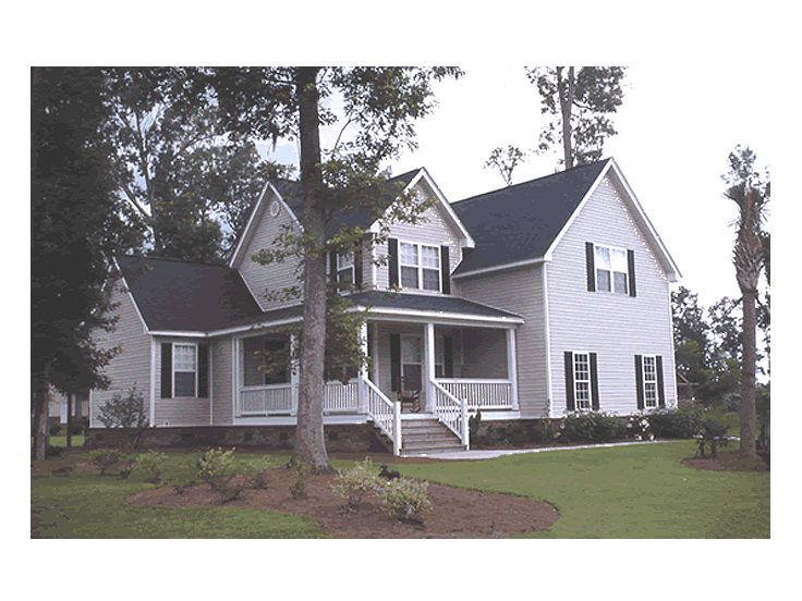 Country House Plan, 059H-0067