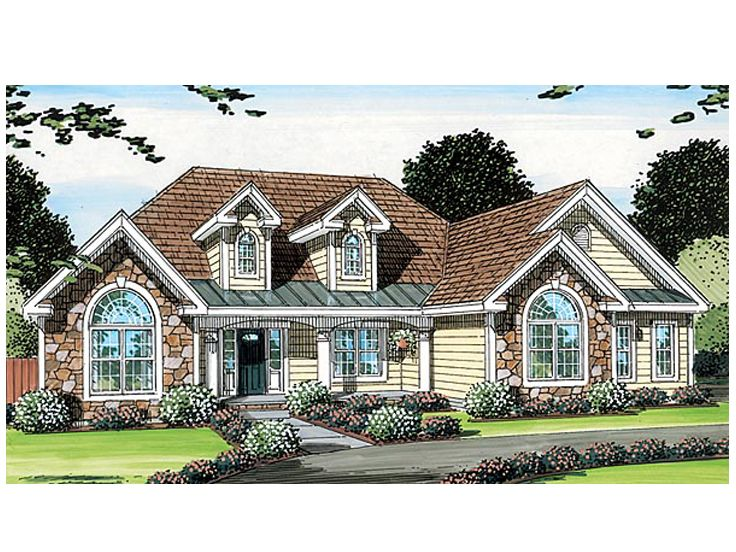 Country European Home, 047H-0037