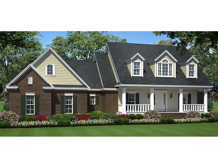 Plan 001h 0126 find unique house plans home plans and for Southern country house plans