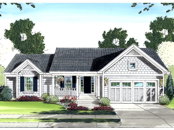 Affordable House Plan, 046H-0030