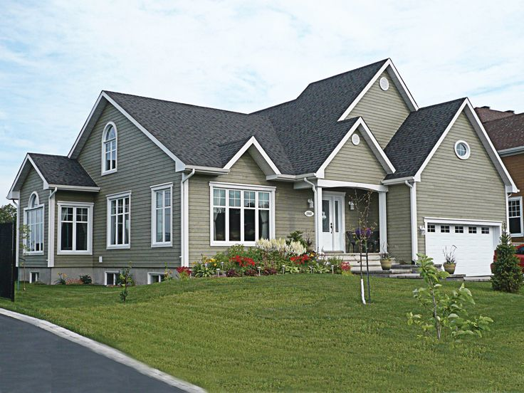 Empty-Nester Home Plan, 027H-0209