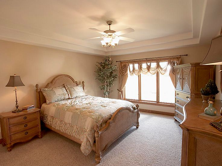 Master Bedroom Photo, 031H-0122