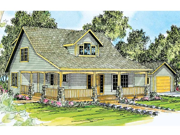 Multi-Family Home Plan, 051M-0002