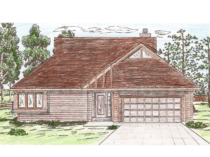 Affordable Home Plan, 009H-0009