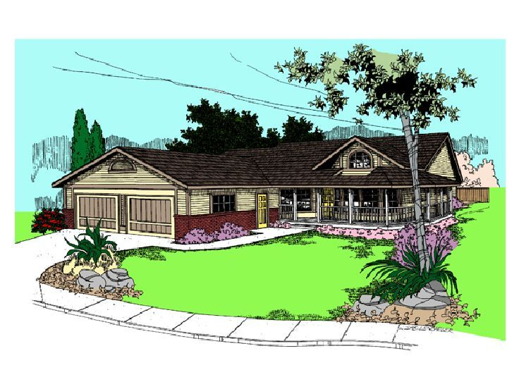 Affordable House Plan, 013H-0007