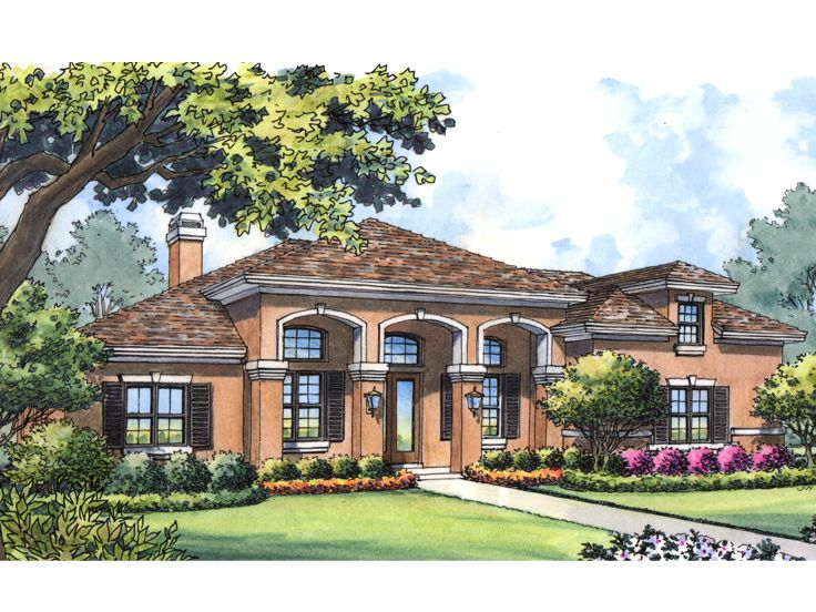 Plan 043h 0253 find unique house plans home plans and for Sunbelt house plans