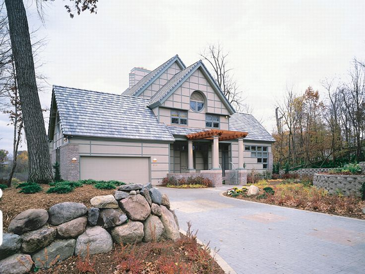 Unique House Plan, 022H-0057