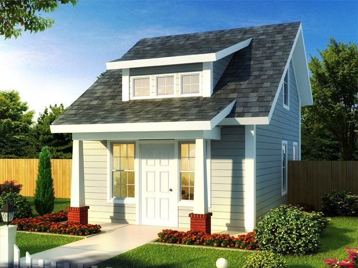 Plan 059h 0219 find unique house plans home plans and for Small two story house plans with garage