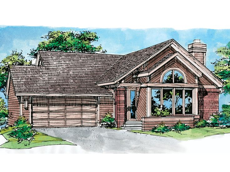 Small House Plan, 022H-0069