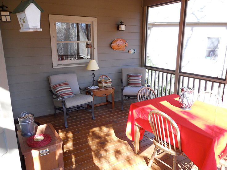 Screen Porch Photo, 053H-0061