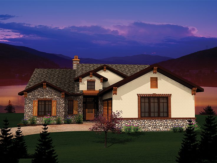 Unique Empty Nester House Plans House And Home Design