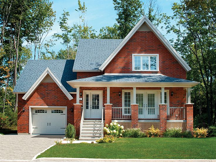 Plan 027h 0159 find unique house plans home plans and for Small cottage plans canada