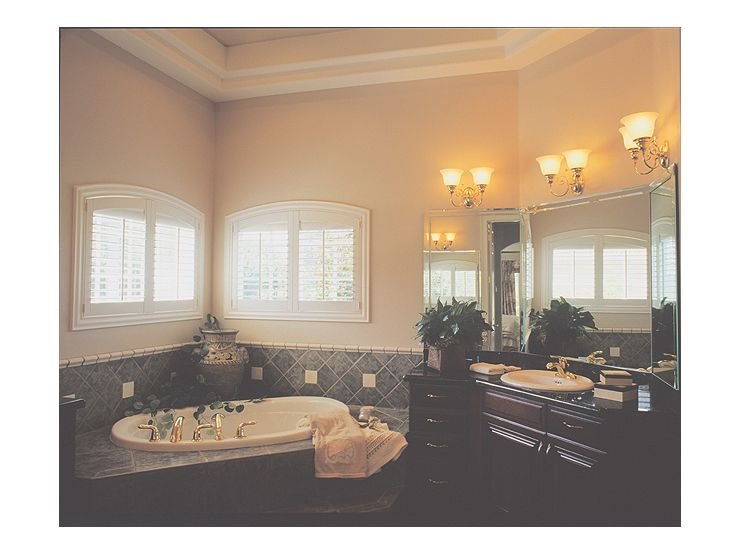 Master Bathroom Photo, 043H-0218