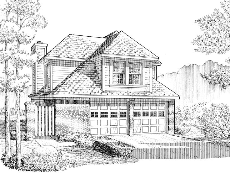 Affordable Home Plan, 054H-0045