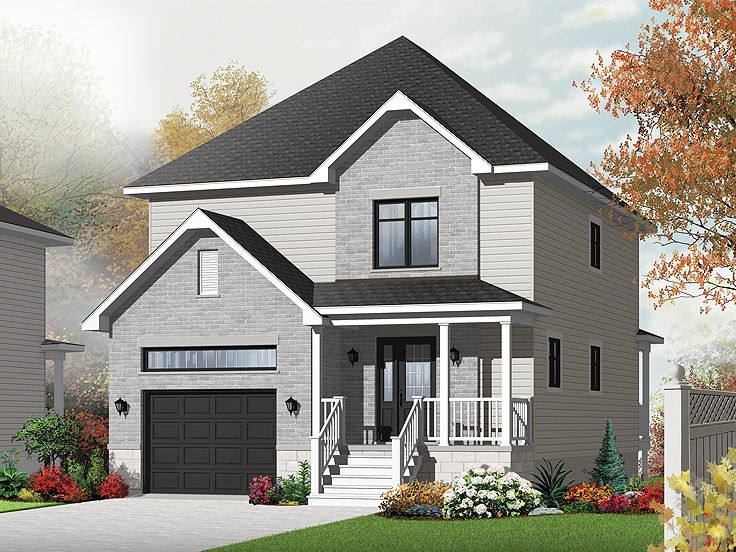 Affordable House Plan, 027H-0301