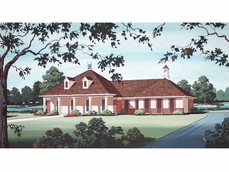 Ranch House, 021H-0067