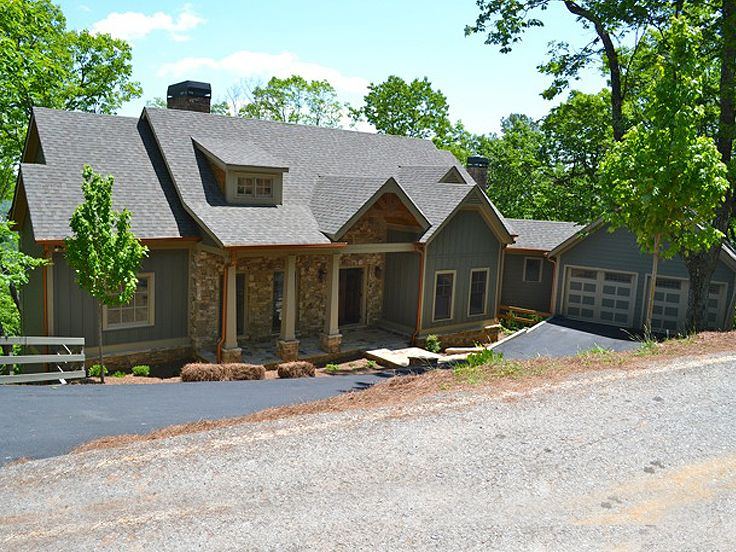Mountain House Plan, 053H-0064
