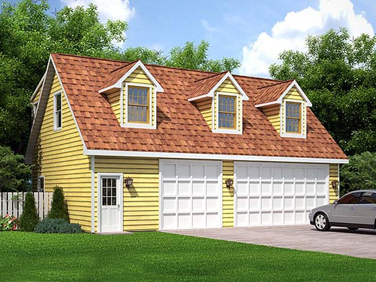 Carriage House Plan, 047G-0024