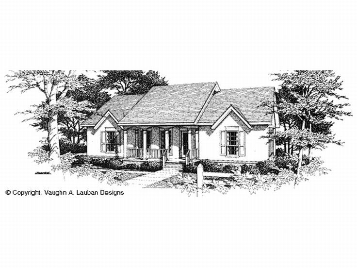 Affordable Home Design, 004H-0028