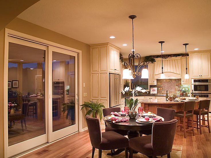 Breakfast Nook Photo, 007H-0123