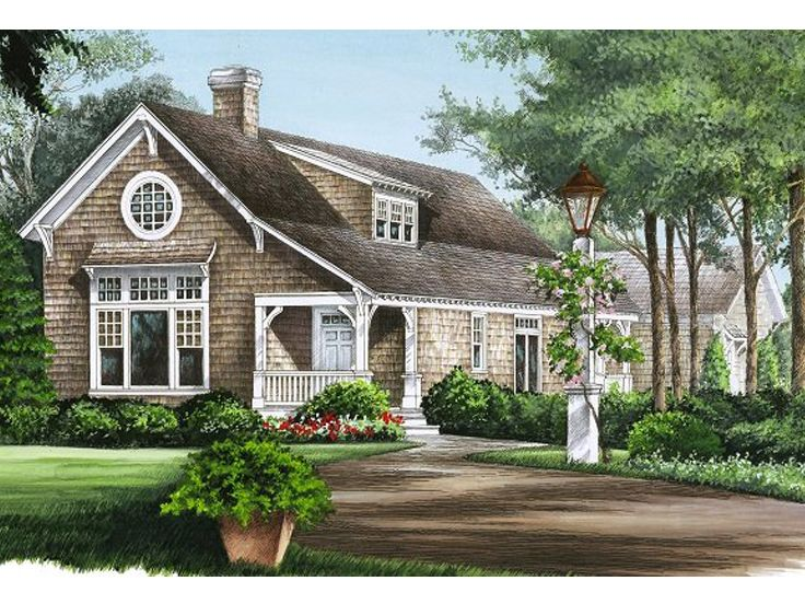 17 waterfront narrow lot house plans ideas architecture for Waterfront cottage plans