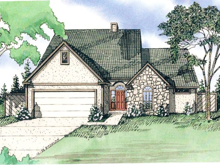 Affordable House Plan, 009H-0007