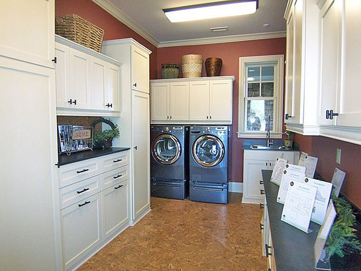 Laundry Room Photo, 053H-0010