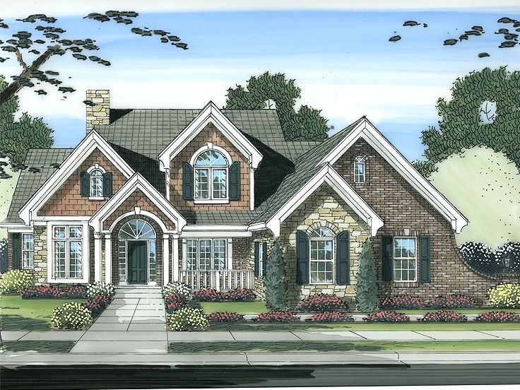 European Home Plan, 046H-0047