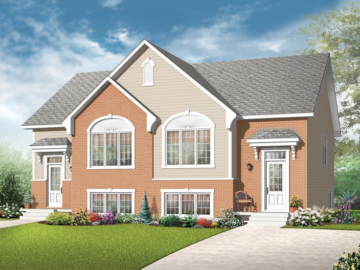 Multi-Family House Plan, 027M-0033