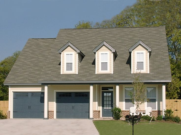 Country House Plan, 073H-0086