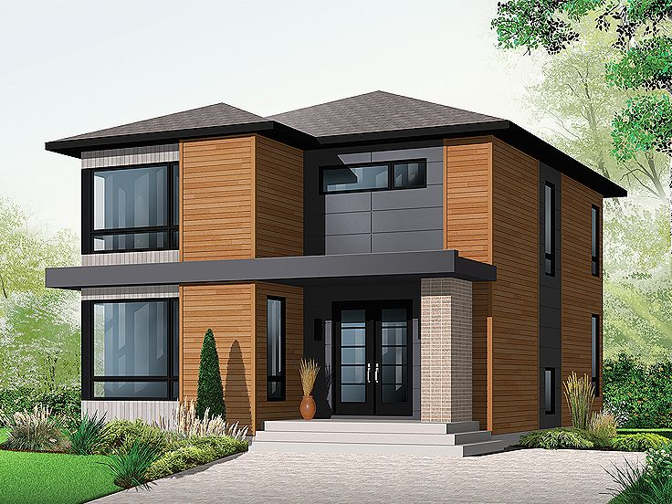 Plan 027h 0280 find unique house plans home plans and for Modern home layout plans