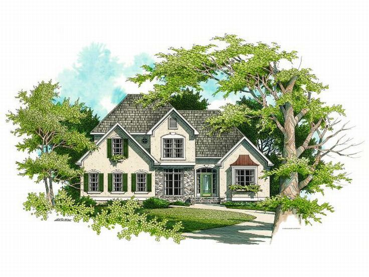 European Home Design, 030H-0043