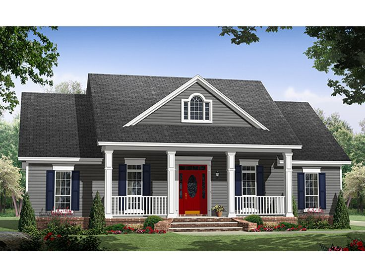 House plans southern 17 best 1000 ideas about country for Southern home plans designs