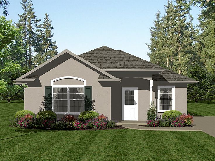 Affordable Home Design, 004H-0103