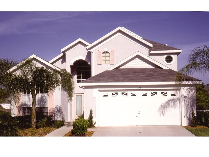 Florida Home Plan, 043H-0059