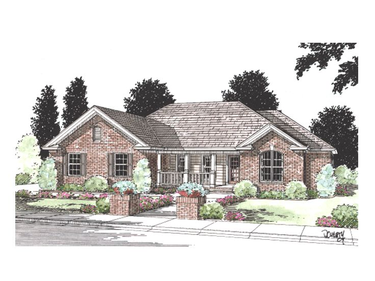 Affordable House Plan, 059H-0035