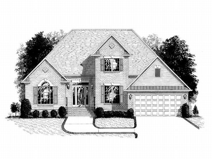 Affordable Home Plan, 007H-0030