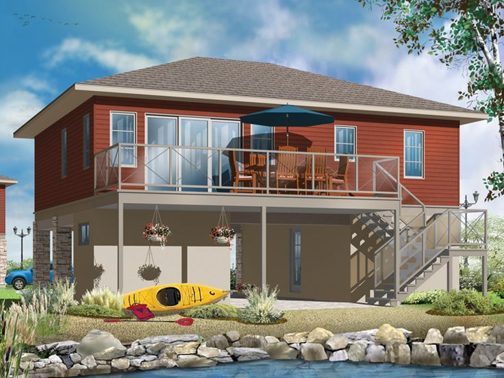 New build: Beach/Coastal house (picture heavy) — The Sims Forums on raised bungalow house designs, raised shore house designs, waterfront home on pilings designs, raised coastal homes, raised small home designs, raised beach house plans, raised southern house, houses on hillsides designs, raised garden designs, california contemporary home on stilts designs,