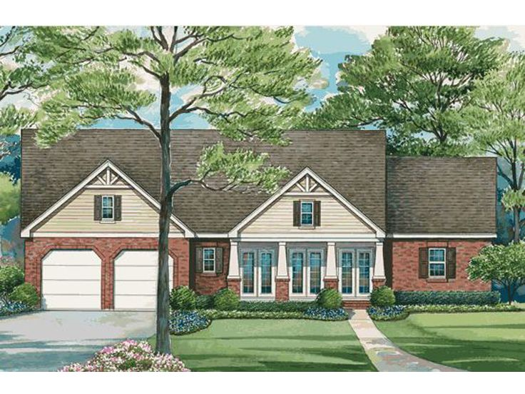 1-Story House Design, 031H-0179