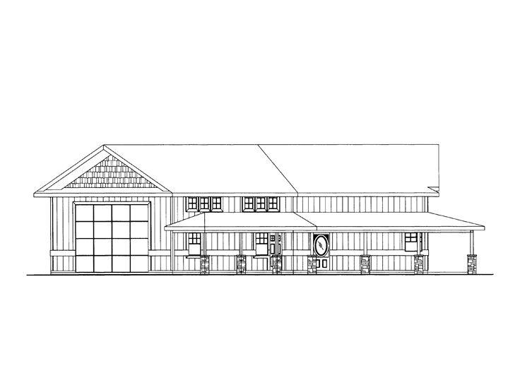 Plan 012g 0108 find unique house plans home plans and for Unique garage apartment plans
